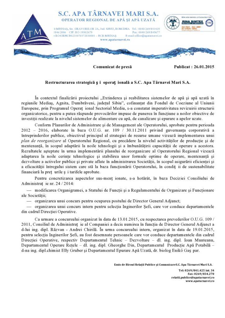 Comunicat de presa ATM p. 1
